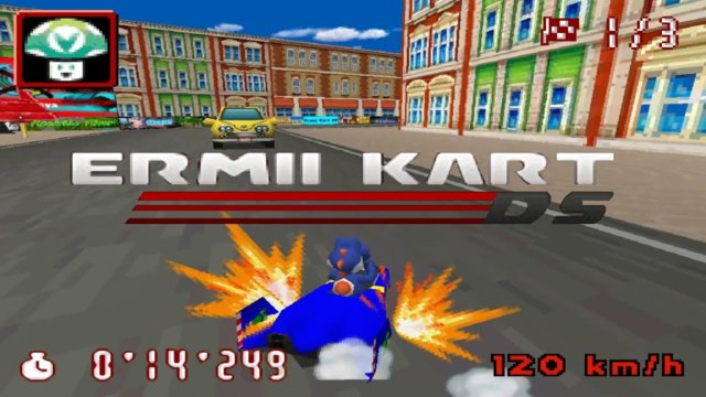 Ermii Kart DS Legacy Edition - Best Known Times (BKTs)